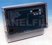 Electronic valves control panels