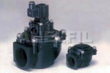 Βαλβίδες αλουμινίου - Electronic valve 2